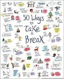 50 ways...