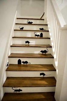 fajny pomysł na schody