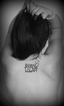 Born to Die Happy , troszkę ulepszone.