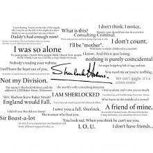 Sherlock Holmes - cytaty