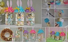diy, diy projects, diy craft, handmade, diy easter bunny bottle