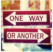 One Way Or Another (Teenage Kick) - kocham to