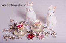 Świeczki w jajku
