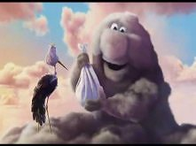 Partly Cloudy Bardzo miła kreskówka