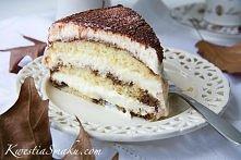 Tort Cappuccino Na pieczony...