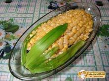 Sałatka kukurydza