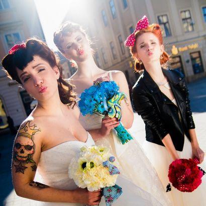 W Mega Suknie ślubne - Centrum Mody Ślubnej Impresja Rzeszów Biżuteria BJ85