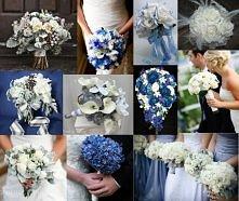 Jeśli chodzi o kwiaty to wybór jest prosty - wszystkie odcienie bieli, piękne...
