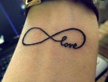 nie skończona miłość ♥ tatuaż ♥