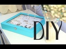 Make DIY Jewelry Display Bo...
