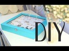 Make DIY Jewelry Display Bo...