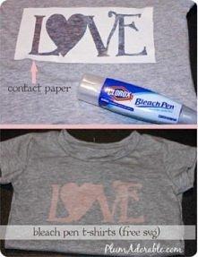 odmień zwykły szary t-shirt;)