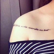 tatuaż <3 !!