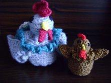 kura i kurczak