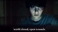 World closed, open wounds ♥  Suicide Room.