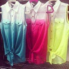 Koszulki ombre:) Którą wybierasz?