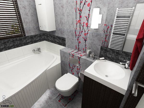 Mała łazienka Na łazienki Zszywkapl