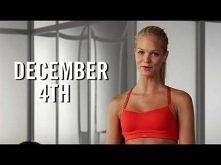 Victoria's Secret Workout, Core Exercises With Trainer Justin Gelband...