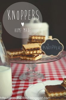 Knoppers (home made)