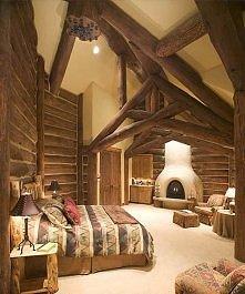 Bajkowa sypialnia :)