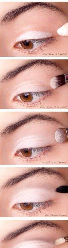 malowanie oczka