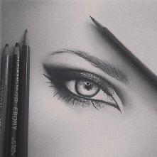 realistyczne oko