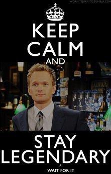stay legendary :D