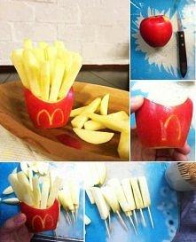 Jabłkowe MacFrytki