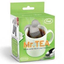 Kreatywny zaparzacz do herbaty
