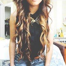 Przepiękne włosy *.*