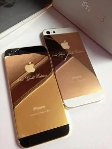 IPhone 5 Gold Edition