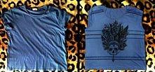 Koszulka przed i po ;)