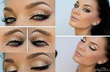 cat eye - świetny makijaż oka