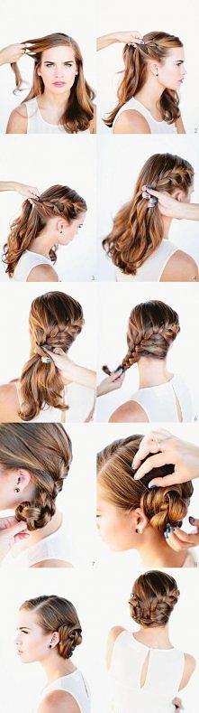 fryzurka nie tylko na upały.