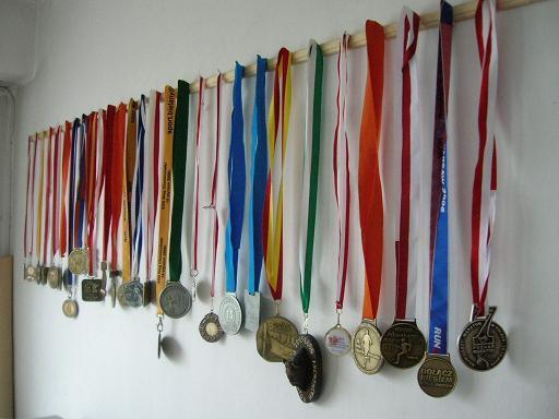 Miejsce Na Medale Na Pomysły Zszywka Pl