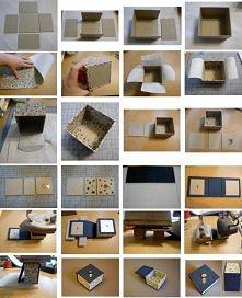 diy, diy projects, diy craft, handmade, diy ideas, diy trinket box