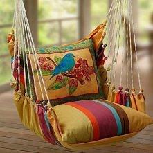 chciałabym mieć takie krzesełko w domu. Kto ma pomysł, jak go zrobić?