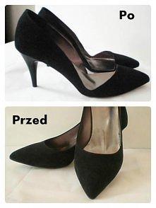 ✄---- Jak zrobić asymetryczne buty? ZARA style ★ wejdź i zobacz więcej