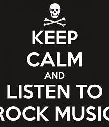 ROCK. <3