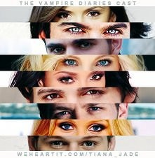 The Vampire Diaries ♥   Elena, Damon, Stefan, Caroline, Bonnie, Jeremy, Klaus (?), Rebekah, Matt ♥