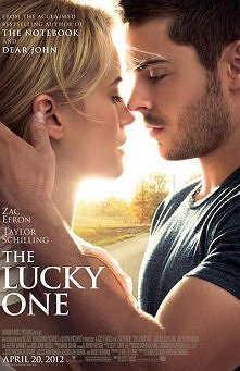 Szczęściarz / The Lucky One (2012)- bardzo mi się spodobał..;)