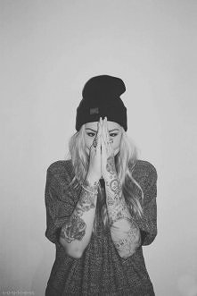 Tatuaże :)
