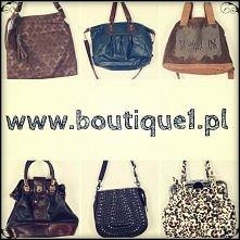 BOUTIQUE1.PL  Otworzył się nowy sklepik w internecie z odzieżą nową i second-...