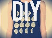 DIY Brandy Melville Moon Phase Tank ☾