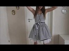 how to make a chic dress :D