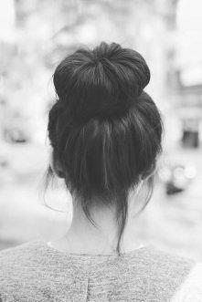koczek - dla mnie najpraktyczniejsza, a zarazem najpiękniejsza fryzura