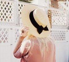 kocham kapelusze.