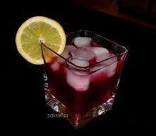 Krew Ludwika   Składniki:      40 ml wódki porzeczkowej     20 ml soku z limo...