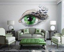 niesamowite oko w twoim pok...