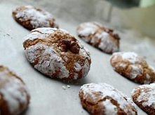 Migdałowe, włoskie ciasteczka. Przepis po kliknięciu na zdjęcie.